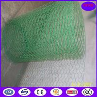 Buy cheap 20 Gauge Black ,Green ,Blue PVC Coated chicken Wire Mesh Zinc For Rabbit product