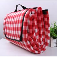 Buy cheap Soft Fleece Material Picnic Floor Mat With Excellent Water Resistance from wholesalers