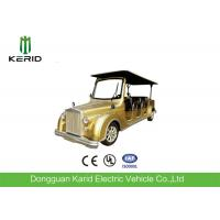 Buy cheap Energy Saving Classic Golf Carts 48V DC Motor 8 Seat Electric Classic Car from wholesalers