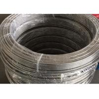 Buy cheap 304 Stainless Steel Condenser Coil With Smooth Surface Durable And Micro from wholesalers