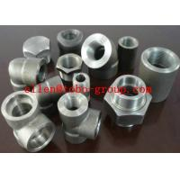 Buy cheap EN 2.4816 inconel 600 ASTM B564 UNS N06600 pipe fittings ( SW socket-weld and NPT threaded from wholesalers
