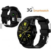 Buy cheap Android 4.4 Dual Core WCDMA 3G Touch Screen GPS Sports Smart Wrist Watch from wholesalers