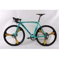 Buy cheap Colorful 6061 aluminium alloy 700C size road bicycle/bicicle with Shimano 14 speed made in China from wholesalers