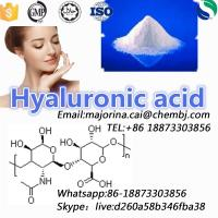 Buy cheap Cosmetics Grade Hyaluronic Acid Beauty Skin Care CAS 9004-61-9 from wholesalers