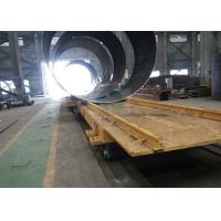 Buy cheap Steel Plant Transport Solution Battery Powered Coil Transfer Cars On Concrete Ground from wholesalers