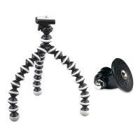Buy cheap Flexible Bendable Tripod + Tripod Mount for GoPro Hero, Hero2, Hero3, Hero3+ & Hero4 from wholesalers