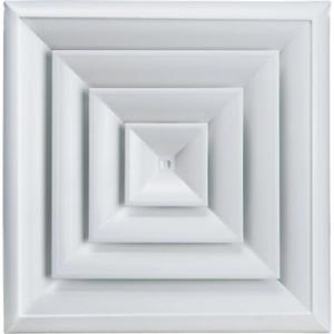 Buy cheap Aluminum Square ceiling air diffuser product