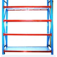 Buy cheap Multilayer Warehouse Storage Racks , 2 Meters Metallic Industrial Storage Racks from wholesalers