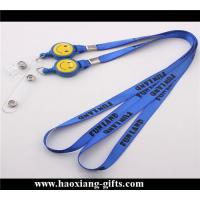 Buy cheap Wholesale custom logo and size with  breakaway buckle for id lanyard from wholesalers