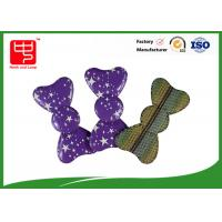 Buy cheap PVC waterproof hook and loop hair bow / hook and loop Sticky Pads ,  Eco - friendly hook and loop clips for Cable ties from wholesalers