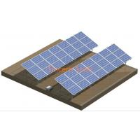 Buy cheap Cement Flat Roof Solar Mounting System from wholesalers