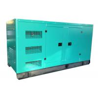 Buy cheap 60Hz 220V Single Phase Generator 100KVA / 80KW Silent Diesel Generator product