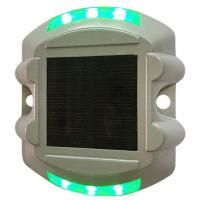 Buy cheap 3000k-5000k color temprature white LED solar road stud L104*W104*H20mm from wholesalers