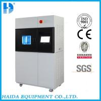 Buy cheap Electronic Xenon Lamp Air Cooled Textile Testing Equipment With 10.4 Touch Screen Control Panel Display from wholesalers