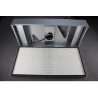 Buy cheap fan filter unit ultra thin, low noise with HEPA filter from wholesalers