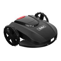 Buy cheap Remote Control Robot Lawn Mower Intelligent Garden Grass Cutting Machine With Brush from wholesalers