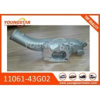 Buy cheap Forklift Parts 11061-43G02 Thermostat Housing For NISSAN TD27 Forklifter from wholesalers