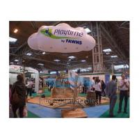 Buy cheap Trade Show Inflatable Cloud Custom Shaped Balloons Damp Proof With Company Logo from wholesalers