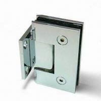 Buy cheap Brass Shower Hinge with Short Back Plate from wholesalers