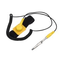 Buy cheap ESD Wrist Strap Anti-Static Wrist Strap Band with Grounding Wire from wholesalers