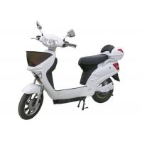 Buy cheap Pedal assisted electric moped scooter for adults , 110 ~ 240V , 50 - 60Hz from wholesalers