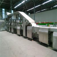 Buy cheap Saiheng Stainless Steel Automatic Hard Soft Biscuit Production Line from wholesalers