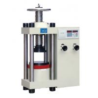 Buy cheap YES-2000 Concrete compression testing machine product