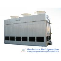 Buy cheap Induced Draft Type Evaporative Condensing Unit Evaporative Condenser Chiller from wholesalers
