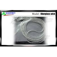 Buy cheap Nonflammable Fiberglass E Cig Wick Rope With High Oil Absorption , No Odor from wholesalers