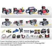 Buy cheap winch KHD-10 hydraulic winch from wholesalers