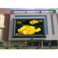 Buy cheap HD Mansion indoor SMD RGB LED Display board panel With 64dots x 32dots Resolution from wholesalers