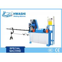 Buy cheap Iron Wire Welding Machine , Automatic Steel Wire Straightening and Cutting Machine from wholesalers