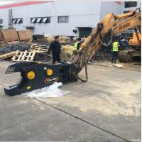 Buy cheap hydraulic shear for sale /china famous brand excavator attachments manufacturer-beiyi machine from wholesalers