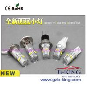 Buy cheap Short 12-24V 50W CREE Car LED Fog Lamp product