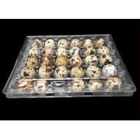 Buy cheap 30 Cavities Quail Egg Packaging Trays 5x6 hole Range from wholesalers