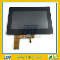 Buy cheap TSD TFT LCD 7 inch 800x480 display lcd module with RGB interface & Capcitive touch panel from wholesalers