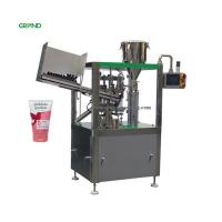 Buy cheap Plastic Soft Tube Filling And Sealing Machine from wholesalers