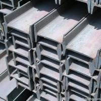 Buy cheap Black Hot Rolled Steel H Beam High Surface Hardness Costomized from wholesalers