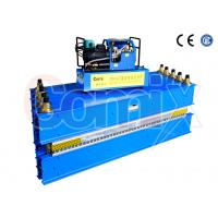 Buy cheap Hot Splicing Conveyor Belt Vulcanizing Press , Electric Conveyor Belt Vulcanizer from wholesalers