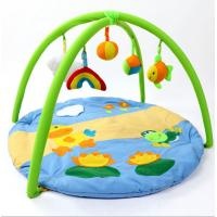 Buy cheap Chicken Baby Kick And Play Gym / Indoor Play Gyms For Toddlers from wholesalers