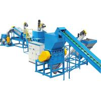 Buy cheap Stainless Steel Plastic Recycling Machine from wholesalers