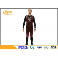 Buy cheap Multi Color HDPE / LDPE Disposable Poly Aprons For Beauty Salon Eco Friendly from wholesalers