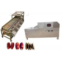 Buy cheap GELGOOG Industrial Dates Pitting Machine Manual Sorting And Pitting Process Line from wholesalers