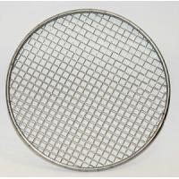 Buy cheap Durable Stainless Steel Filter Disc , Round Stainless Steel Filter Screen Customized from wholesalers