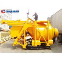 Buy cheap Electric Cement Concrete Mixer Machine Drum Type Industrial JZM750 Model from wholesalers