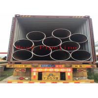 "China ASTM A 53:2006 + ASME SA 53:2007  Seamless and welded black tubes suitable for zinc dipping"" on sale"