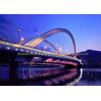 Buy cheap Environmental Protection Steel Structure Bridge Pedestrian Bridges from wholesalers