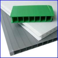 Buy cheap Water Proof Commercial Outdoor PP Coroplast Sheet 1.6 mm to 12mm Thickness from wholesalers
