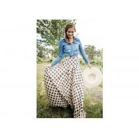 Buy cheap Girls Waltzing Matilda Ball Skirt Dot Stretch Drop Waist Maxi Skirt product
