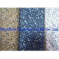 Buy cheap High Density 80S Fully Combed  Custom Printed Fabric Voile 65GSM 145CM from wholesalers